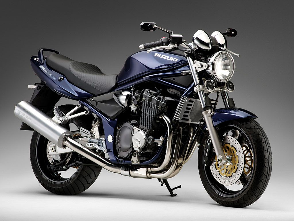 Suzuki 1200 photo - 5