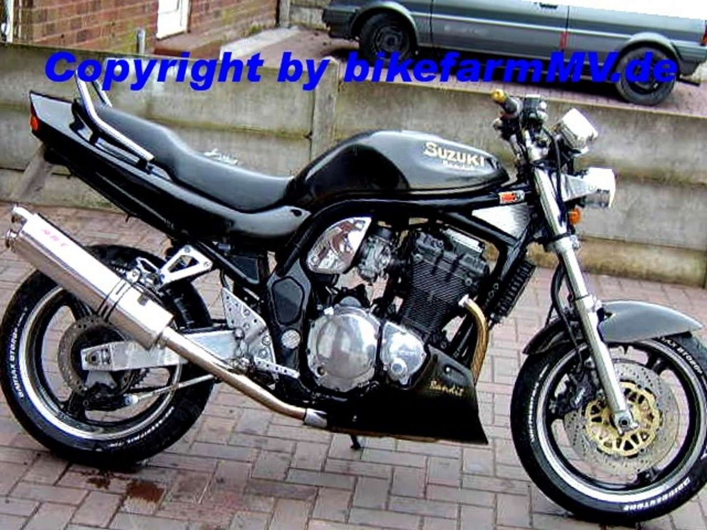 Suzuki 1200 photo - 9