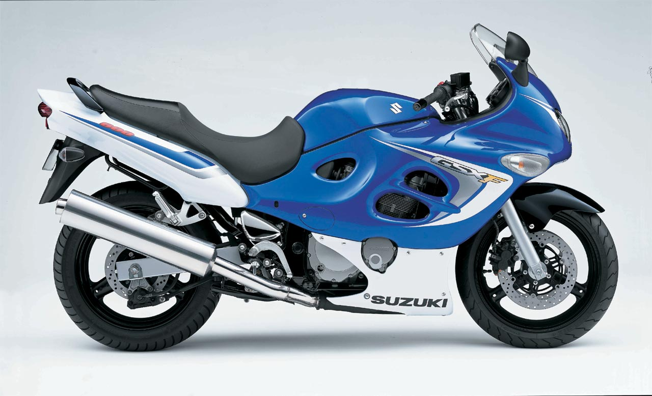 Suzuki 600 photo - 6