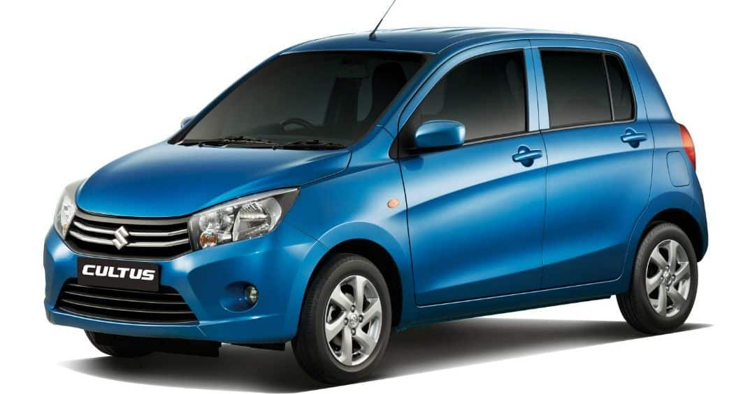 Suzuki cultus photo - 3