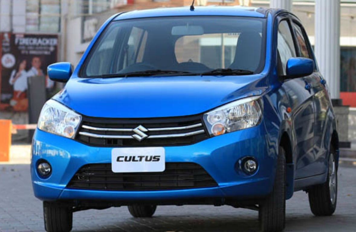 Suzuki cultus photo - 7