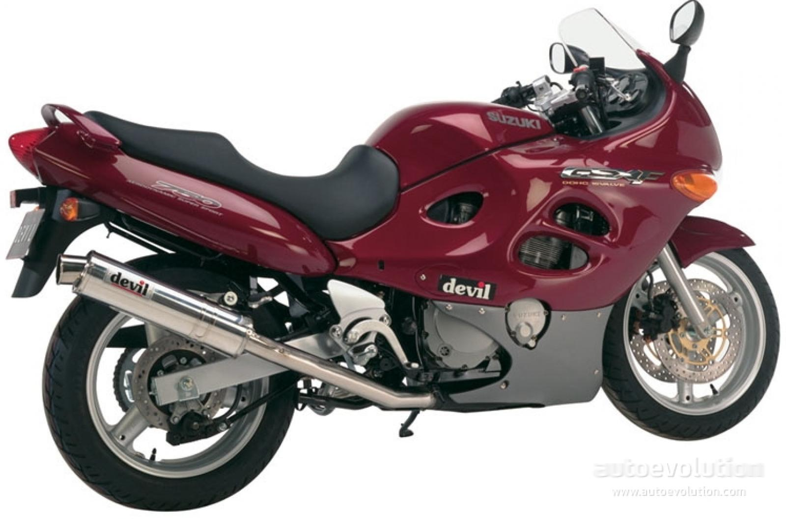 Suzuki gsx-f photo - 1