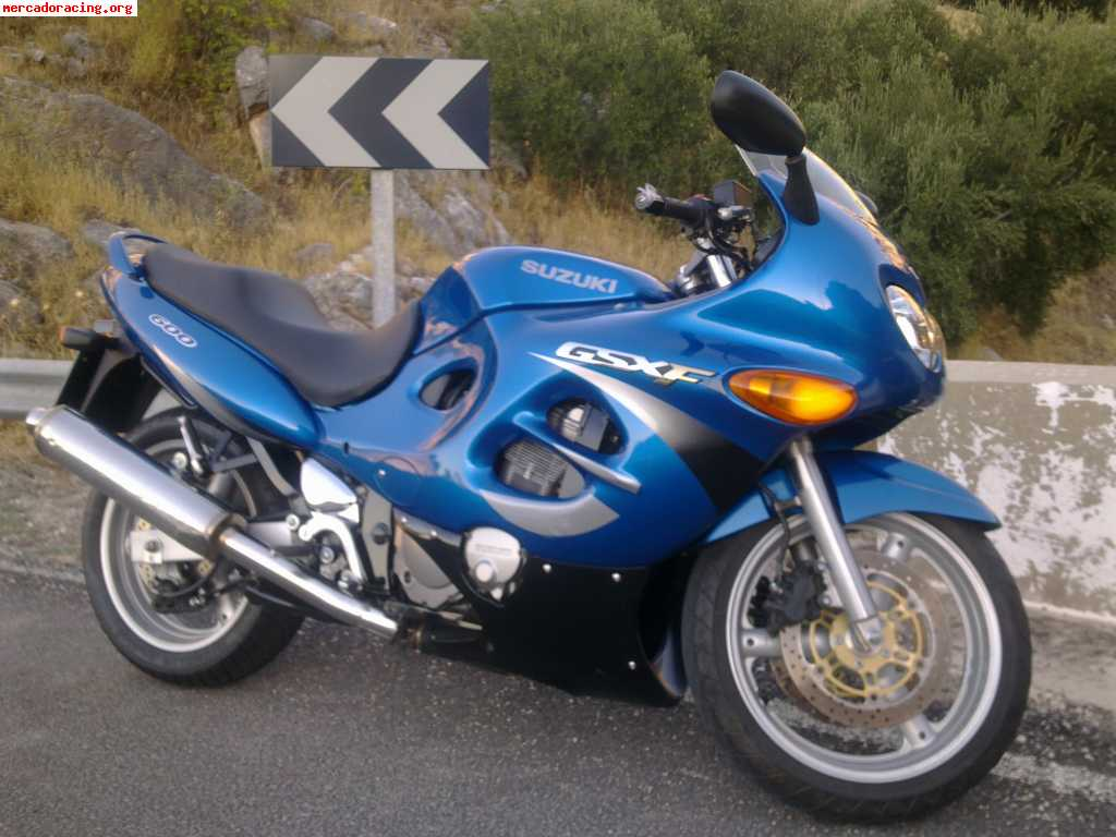 Suzuki gsx-f photo - 10