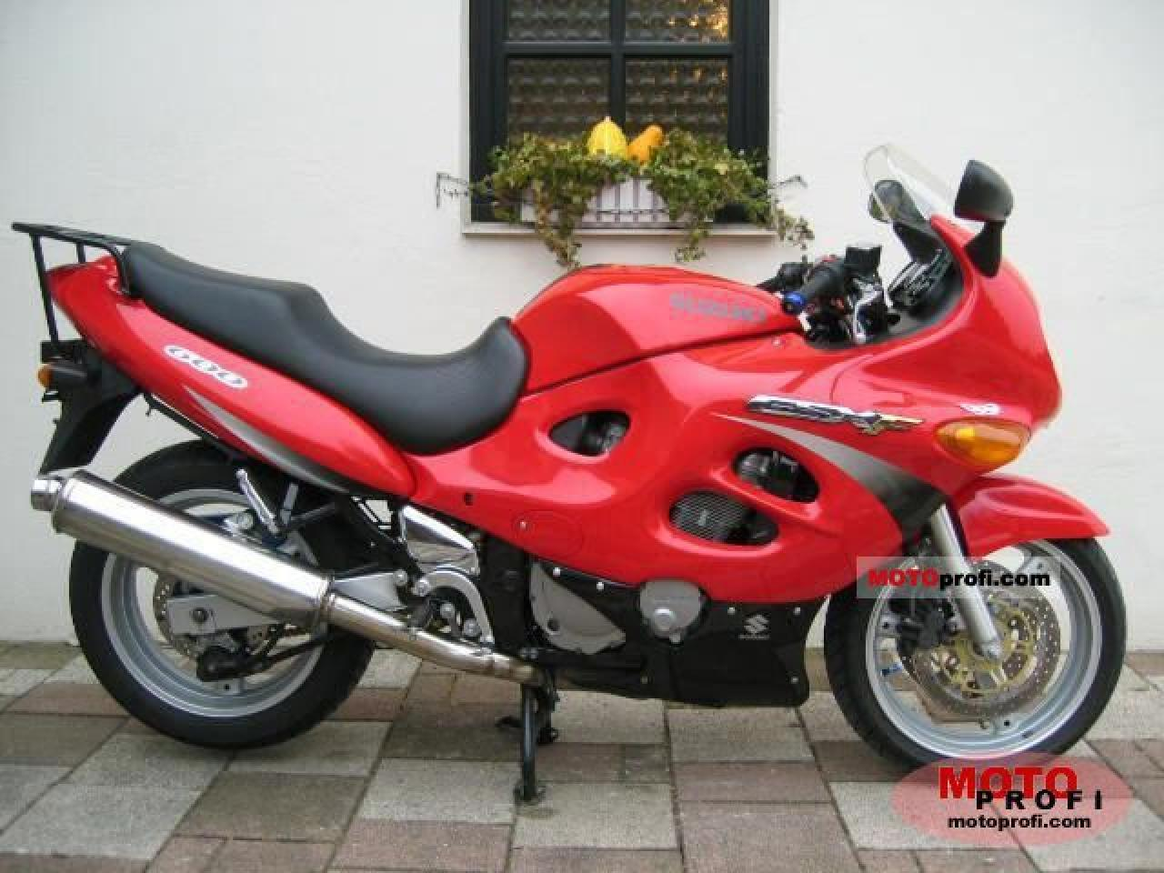 Suzuki gsx-f photo - 6