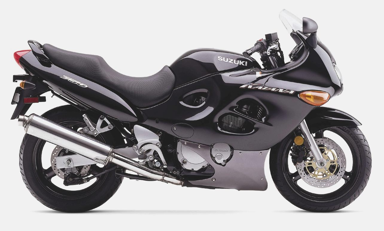 Suzuki gsx-f photo - 7