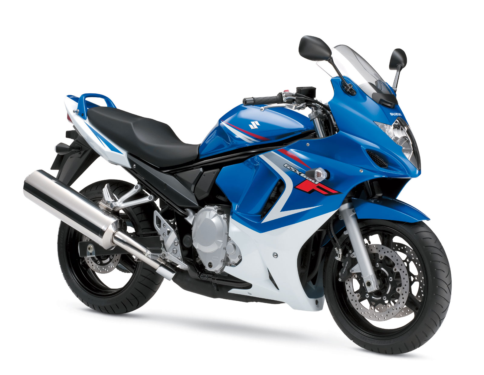 Suzuki gsx-f photo - 9