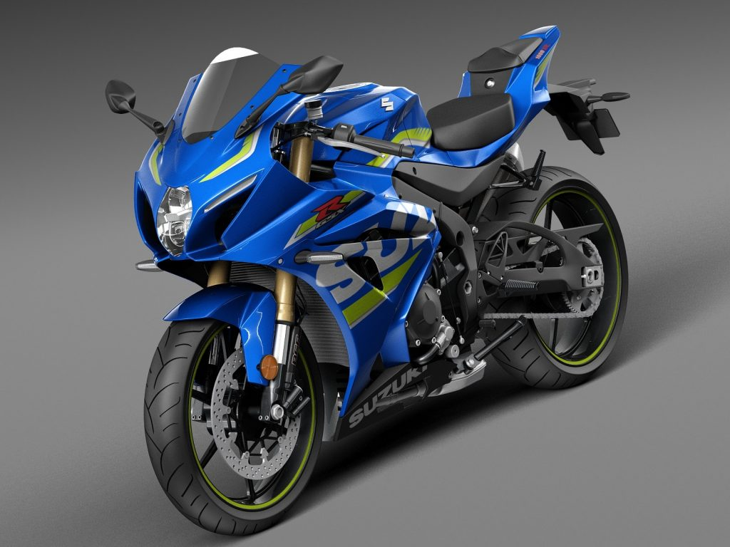 Suzuki gsx-r photo - 8