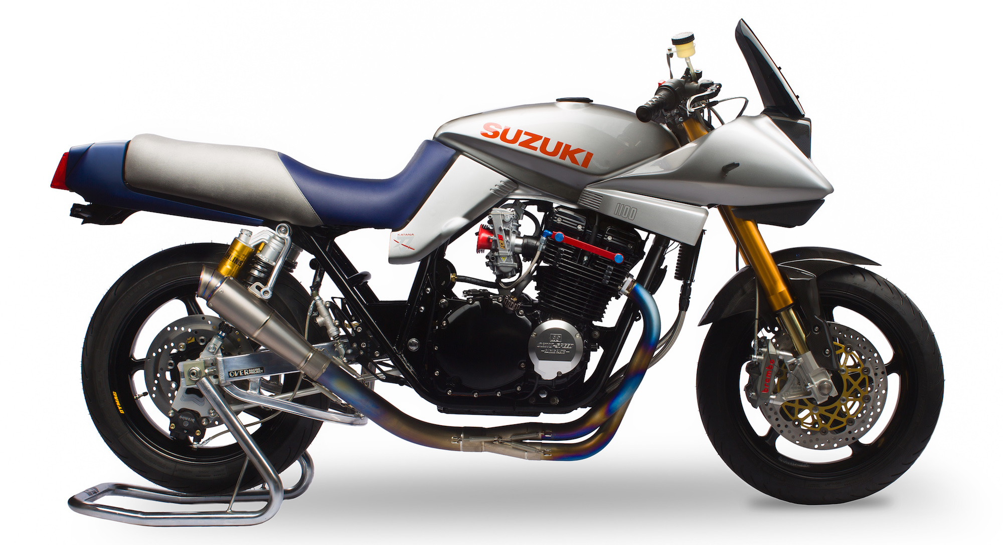 Suzuki katana photo - 1