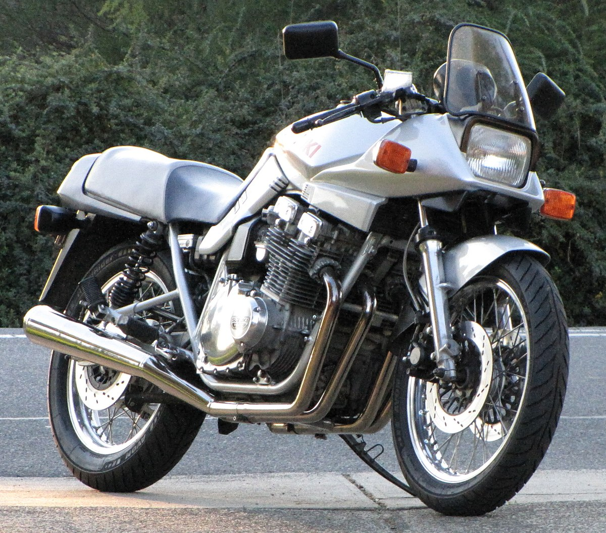 Suzuki katana photo - 10
