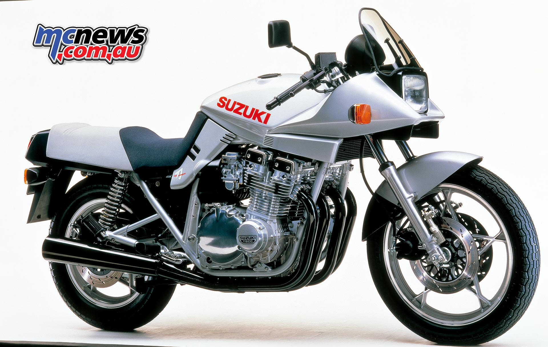 Suzuki katana photo - 7