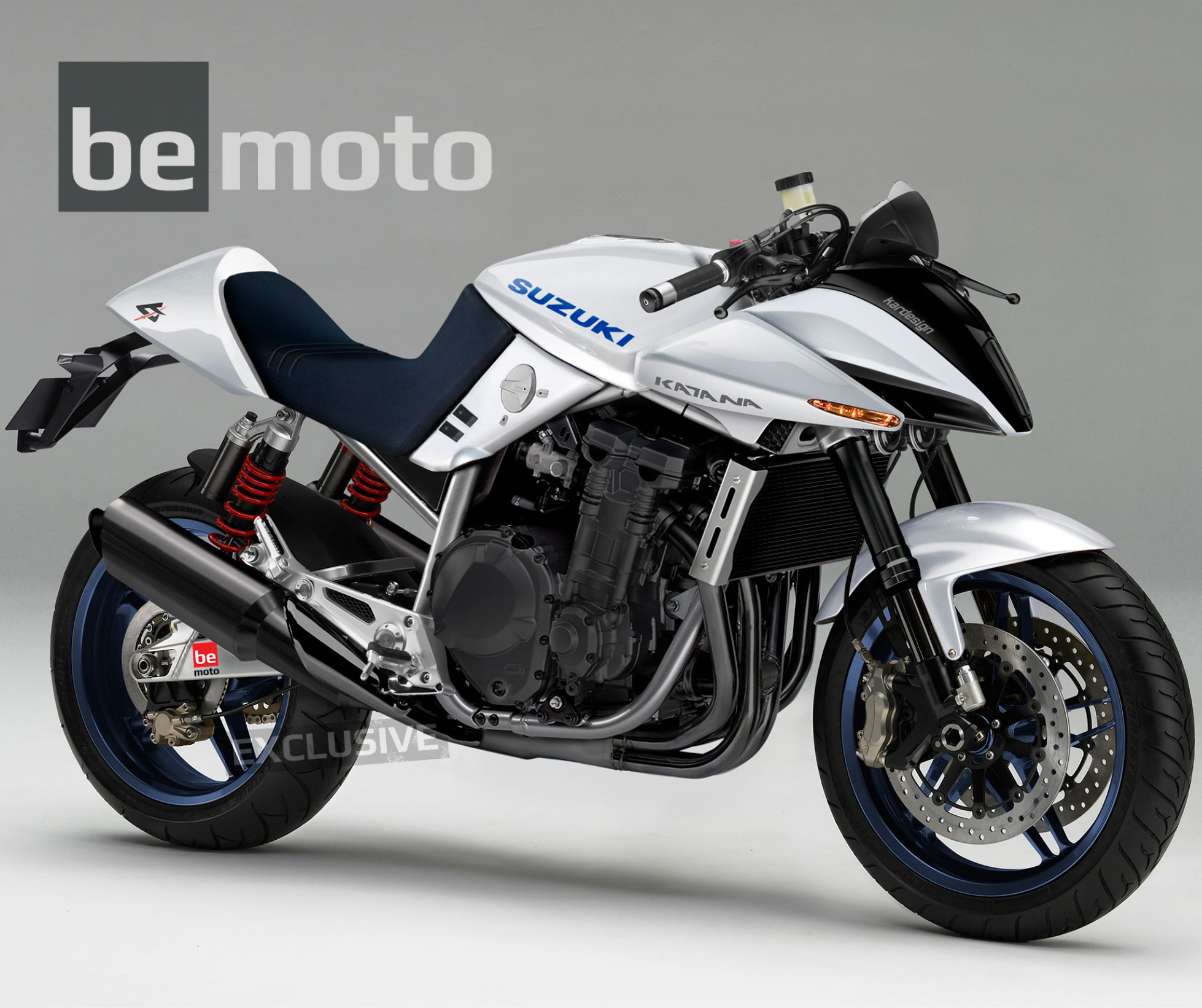Suzuki katana photo - 8