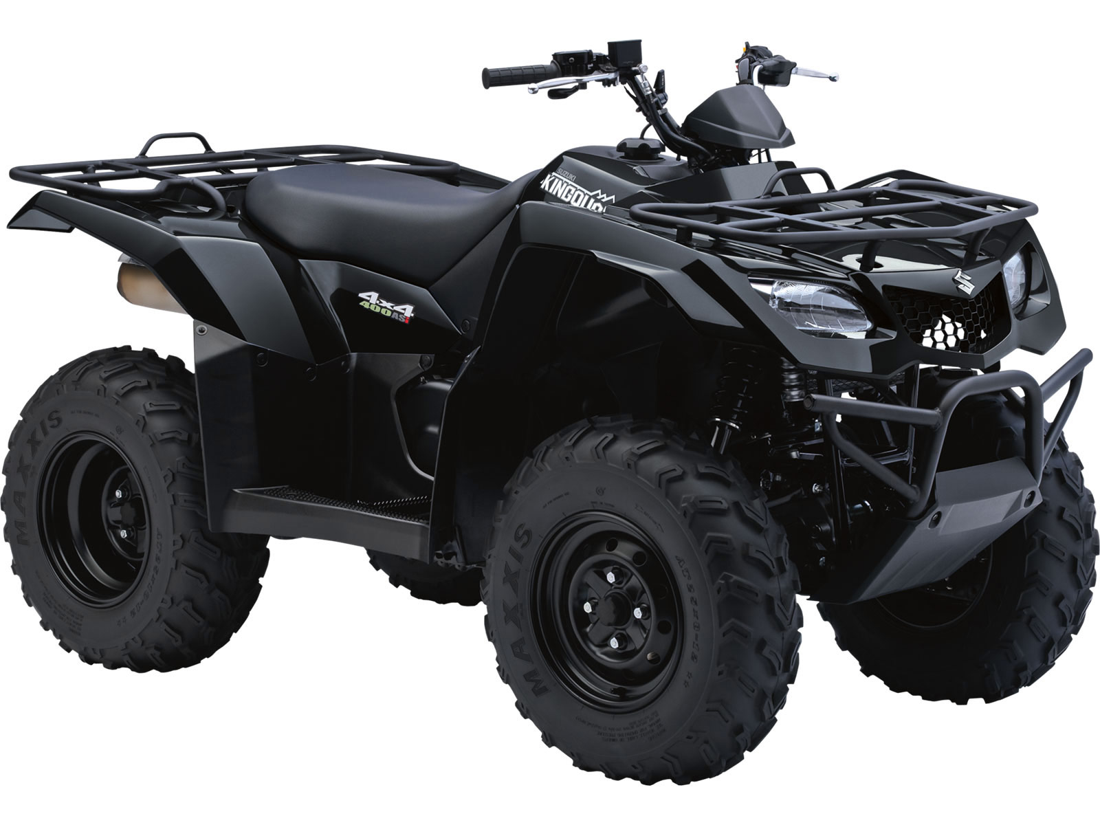 Suzuki kingquad photo - 1