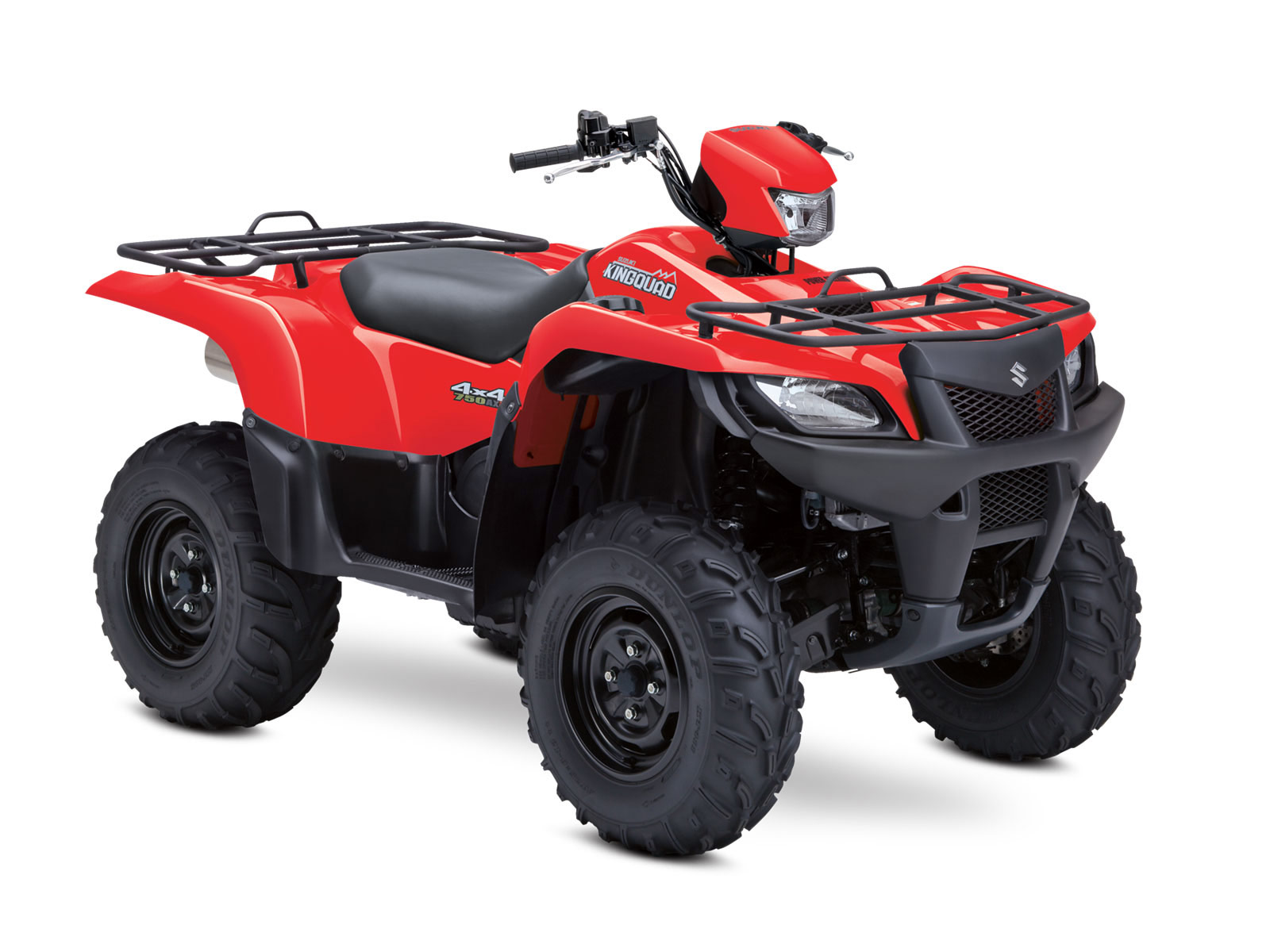Suzuki kingquad photo - 3