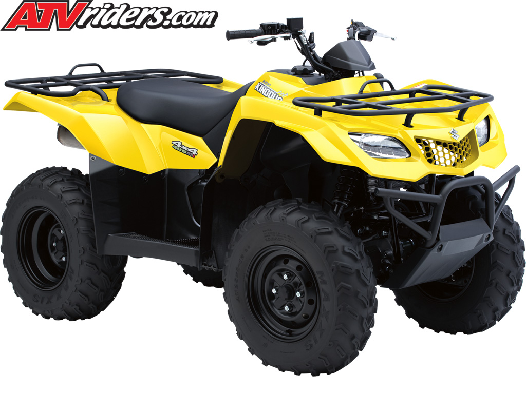 Suzuki kingquad photo - 4