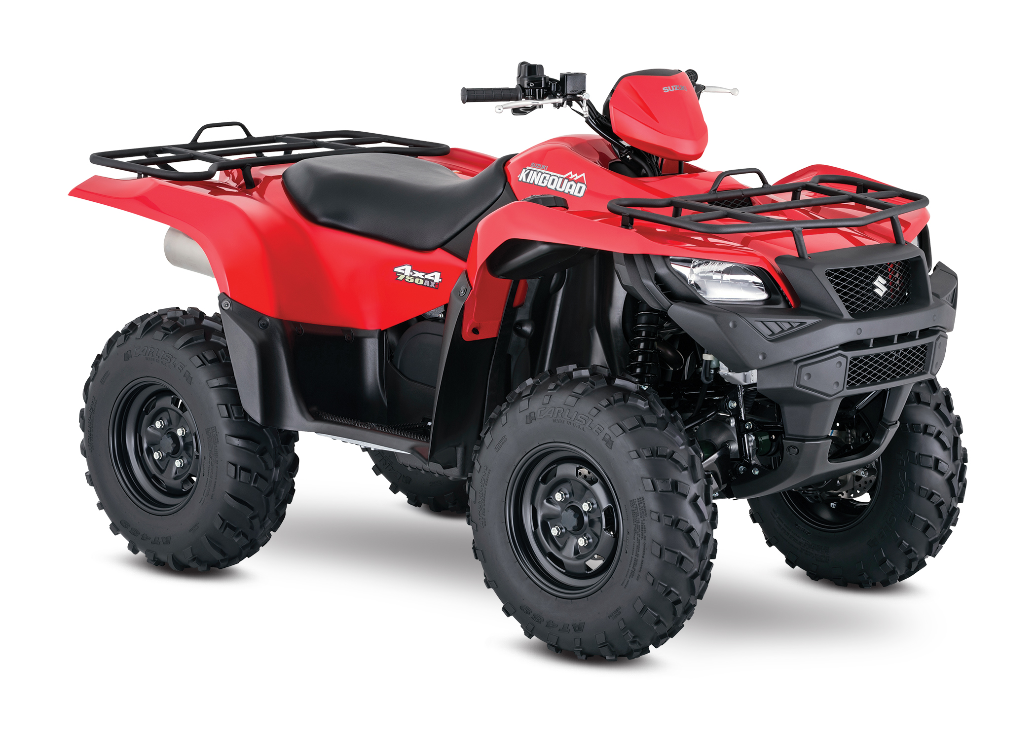 Suzuki kingquad photo - 7