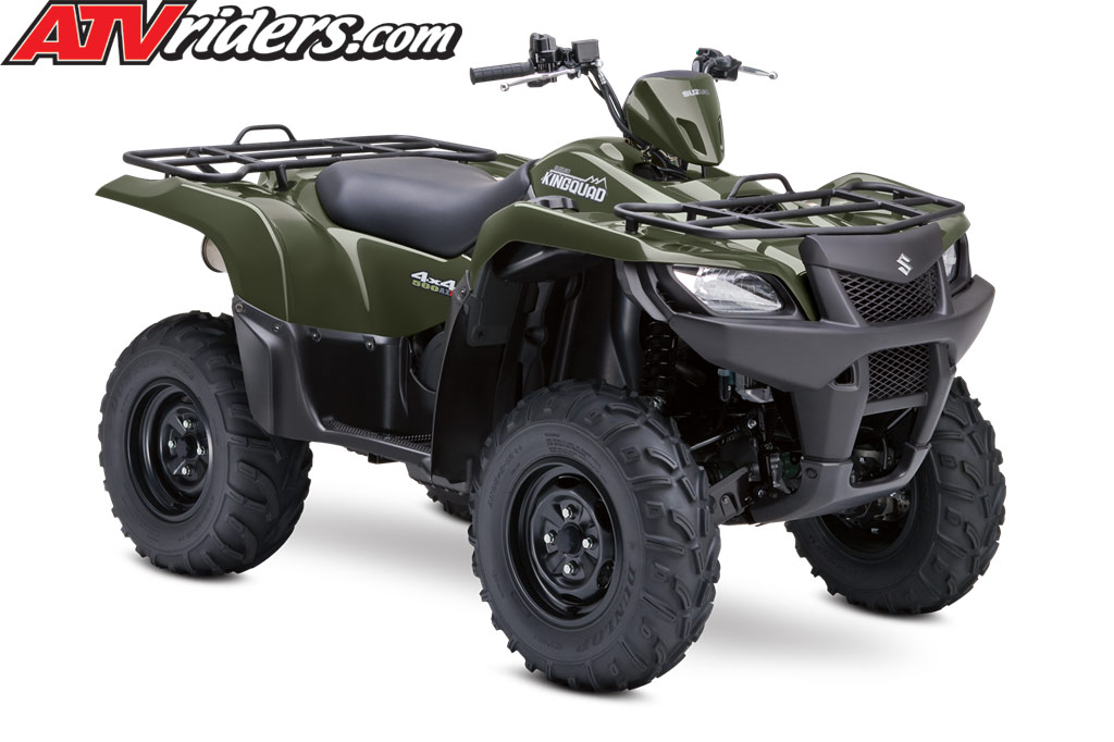 Suzuki kingquad photo - 8