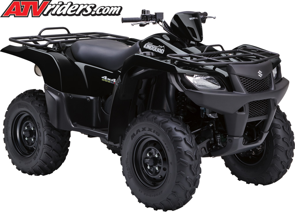 Suzuki kingquad photo - 9