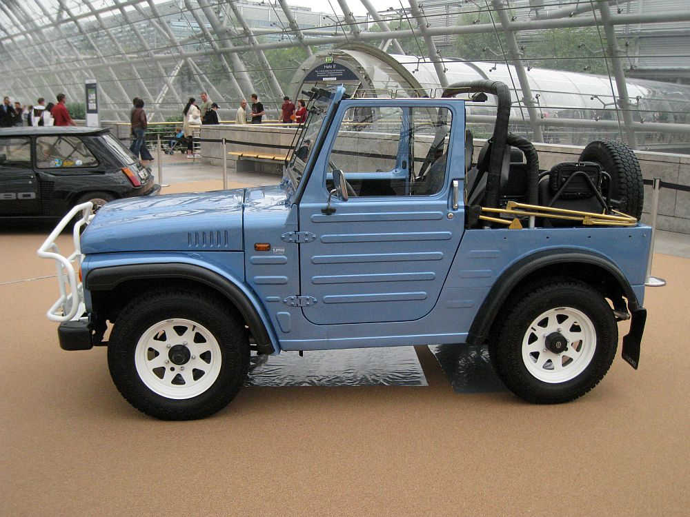 Suzuki lj photo - 4