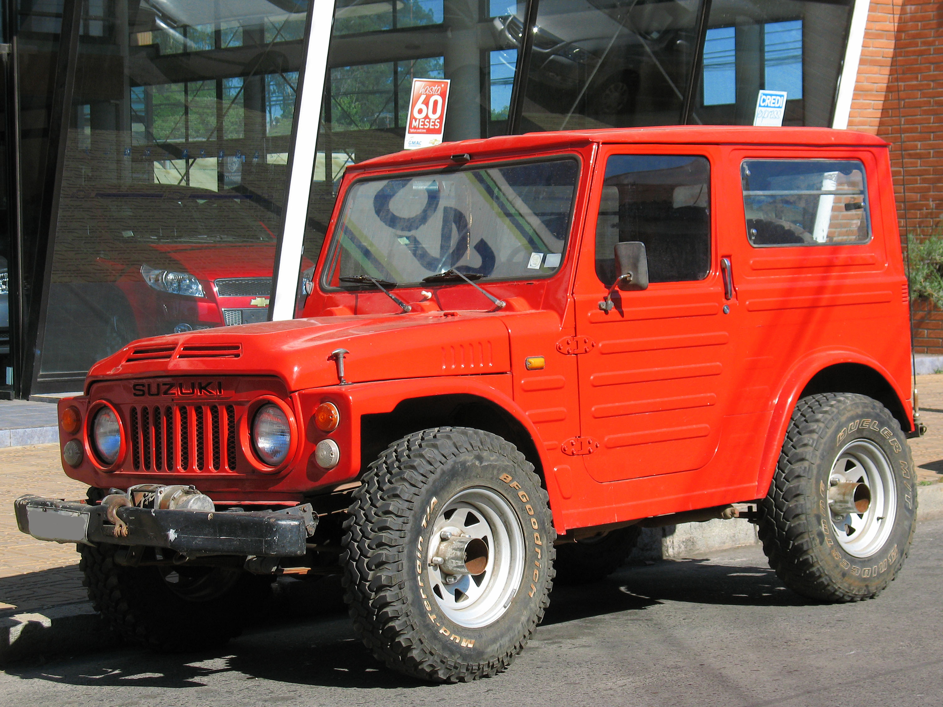 Suzuki lj photo - 6