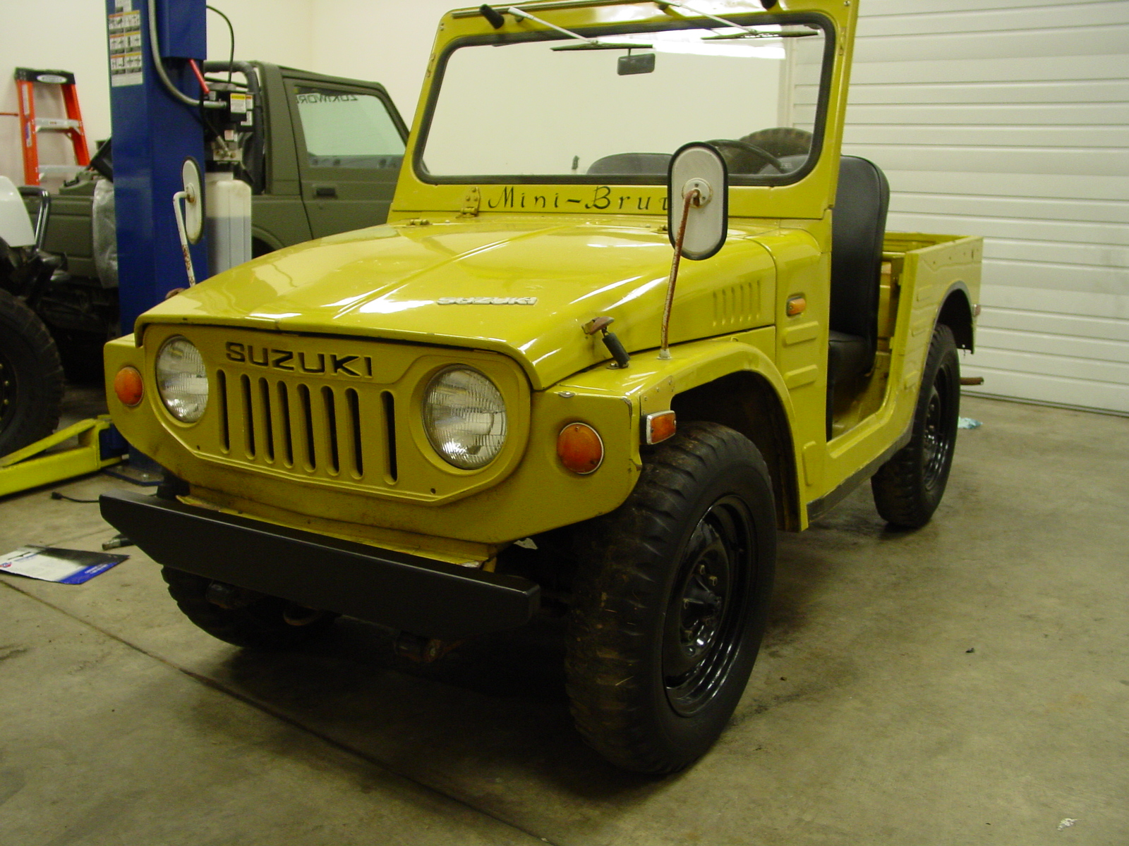 Suzuki lj photo - 7