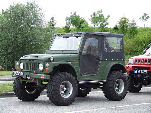 Suzuki lj80 photo - 10