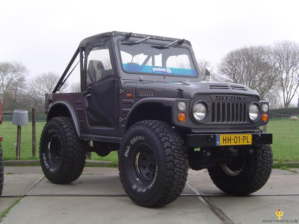 Suzuki lj80 photo - 2