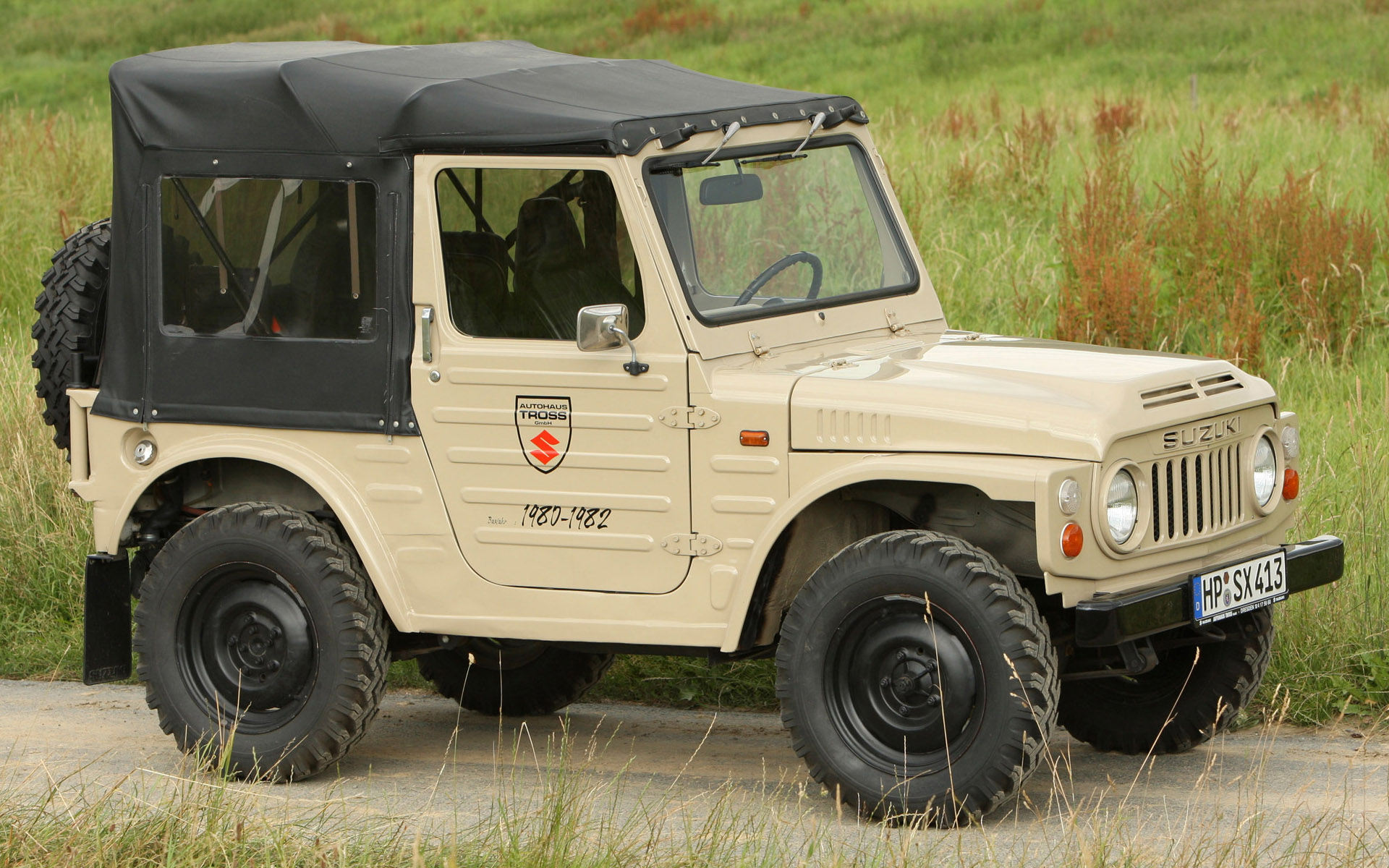 Suzuki lj80 photo - 6