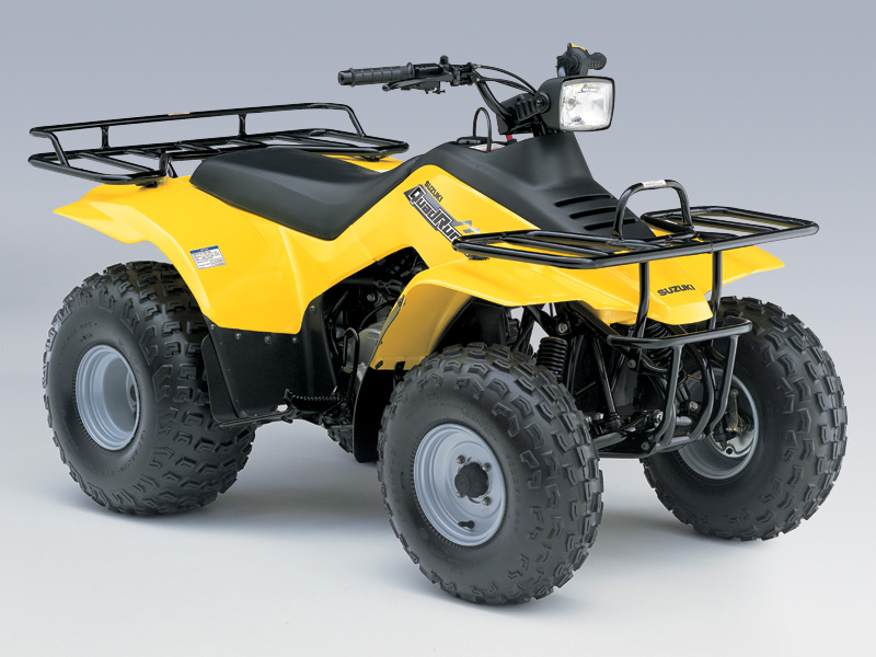 Suzuki quadrunner photo - 1