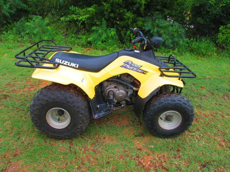 Suzuki quadrunner photo - 6