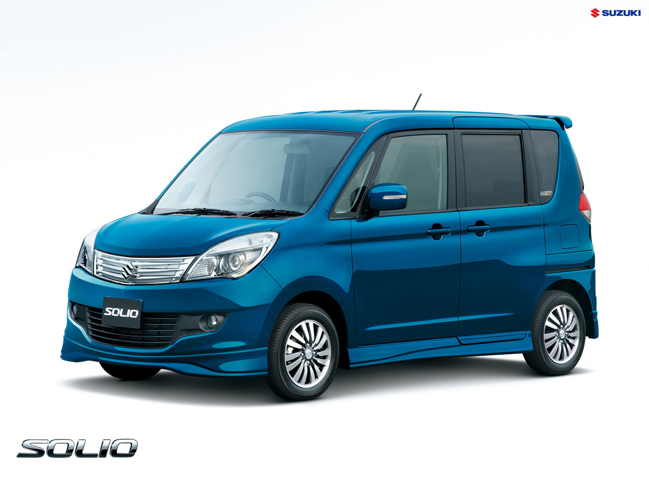 Suzuki solio photo - 1
