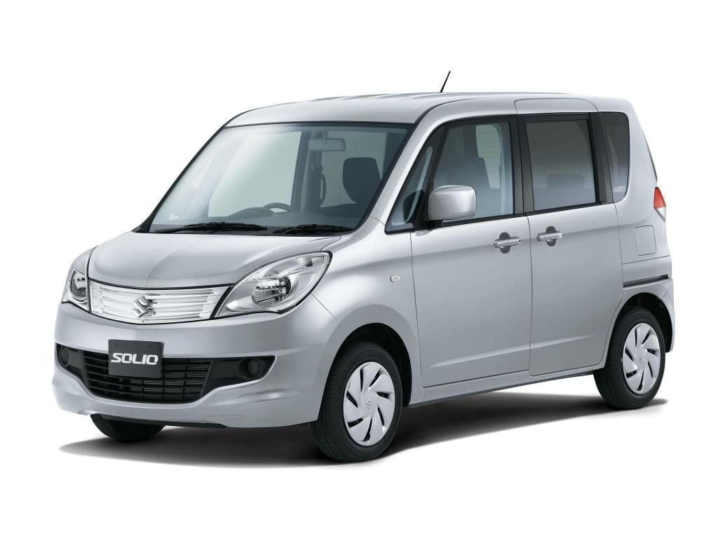 Suzuki solio photo - 10