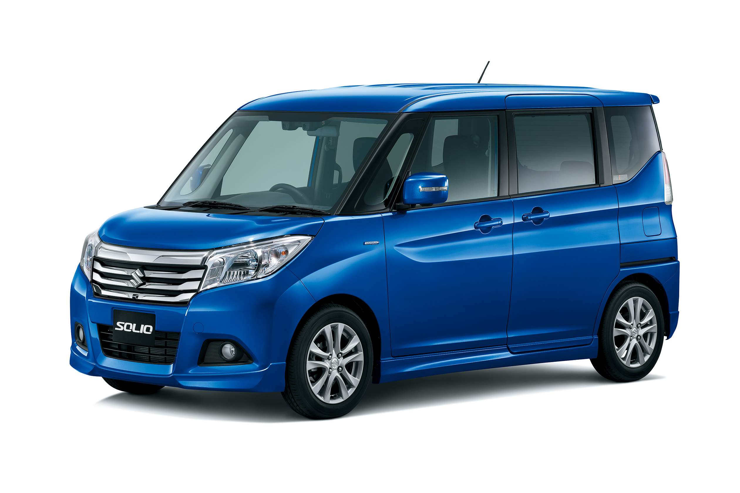 Suzuki solio photo - 3
