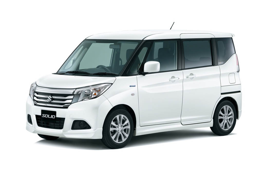 Suzuki solio photo - 4