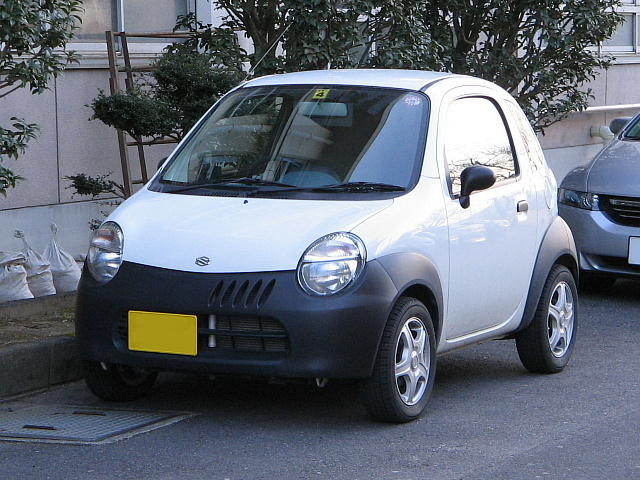 Suzuki twin photo - 3