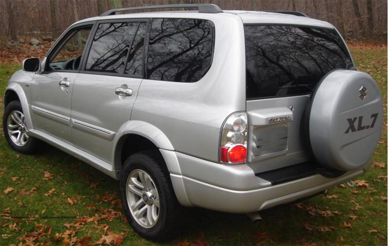 Suzuki xl-7 photo - 8