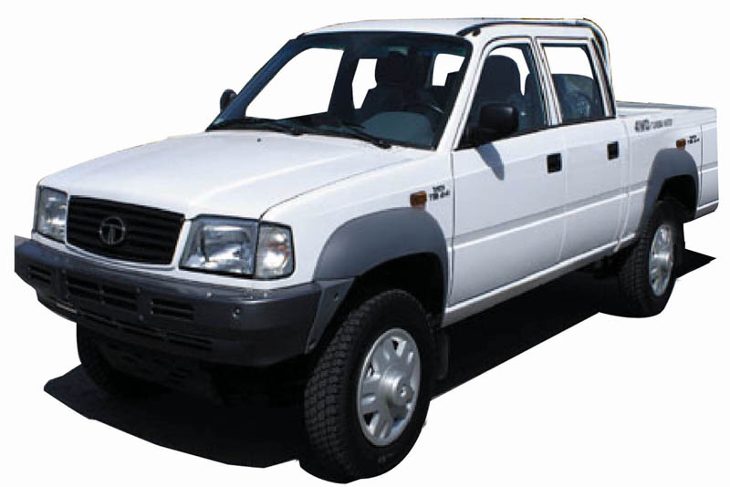 Tata pick-up photo - 1