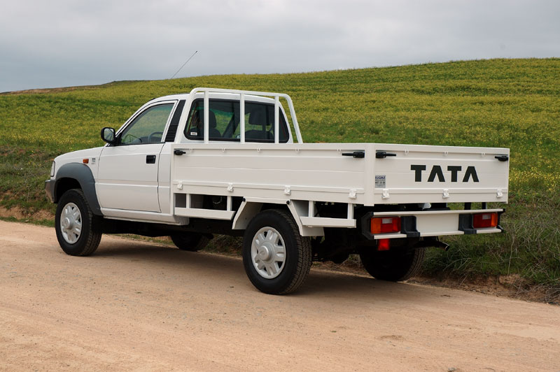 Tata pick-up photo - 6