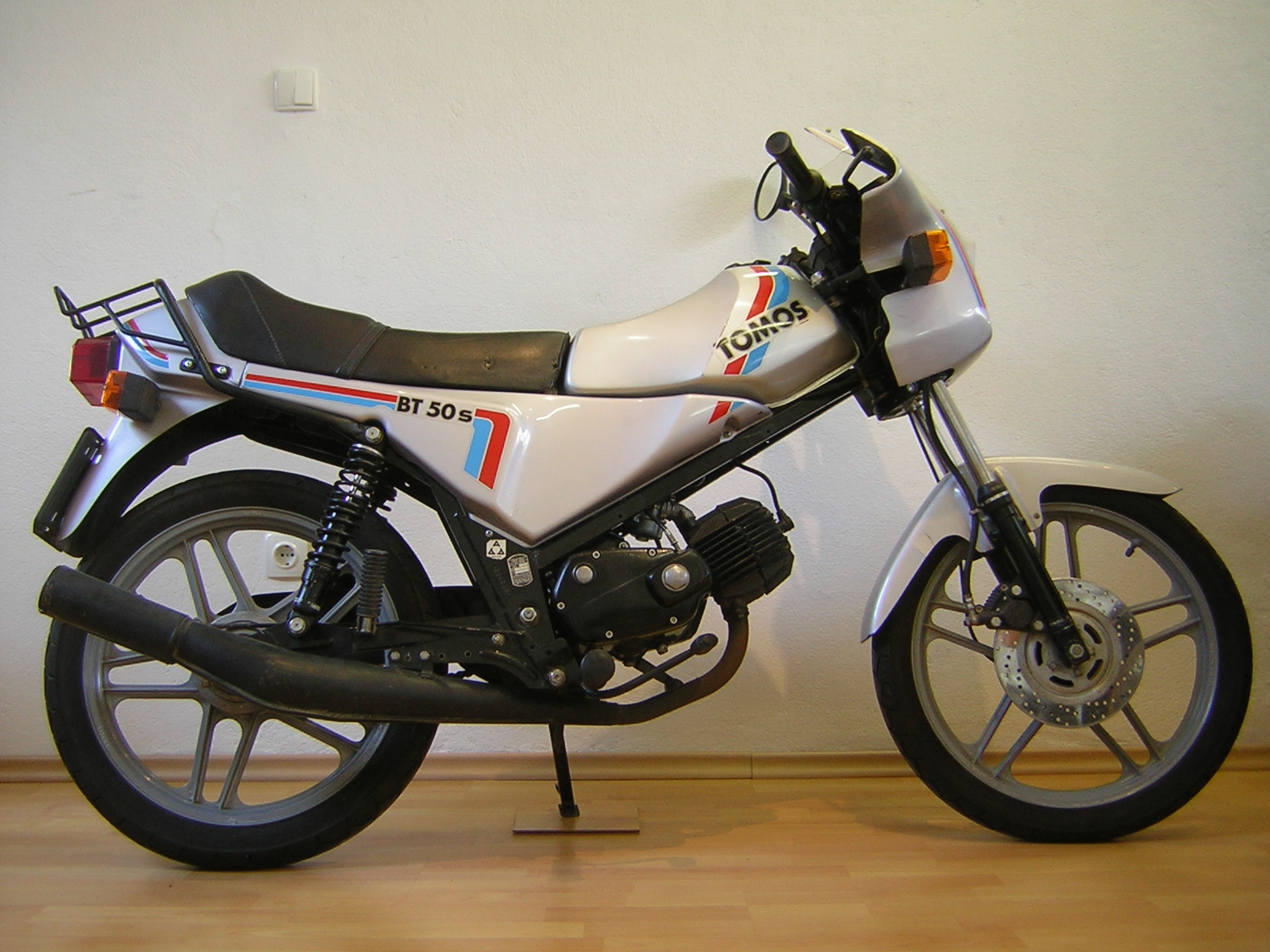 Tomos bt-50 photo - 1