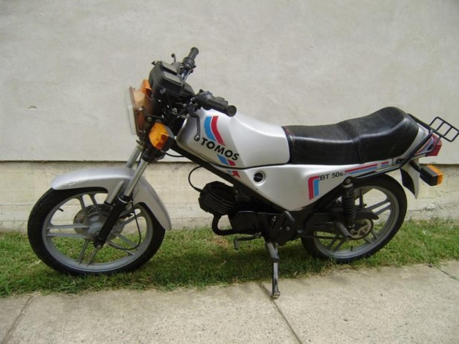 Tomos bt-50 photo - 3