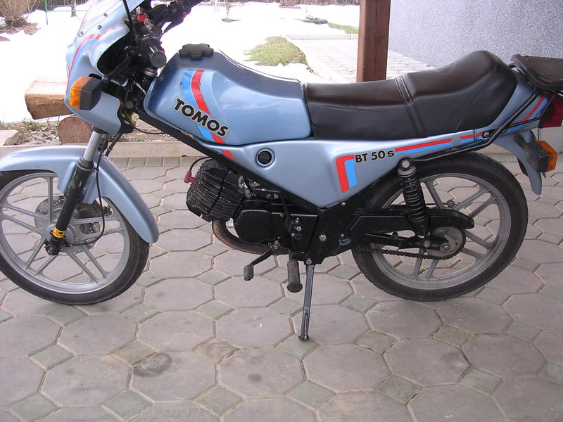 Tomos bt-50 photo - 4