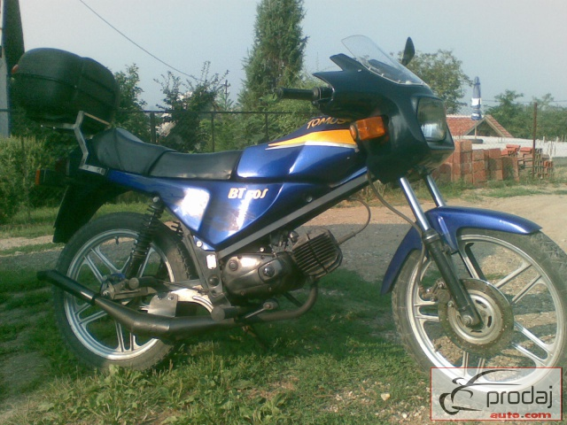 Tomos bt-50 photo - 6