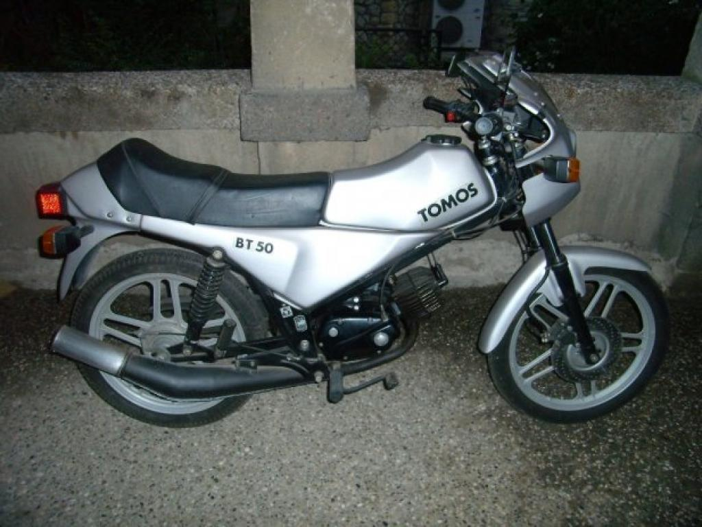 Tomos bt-50 photo - 7