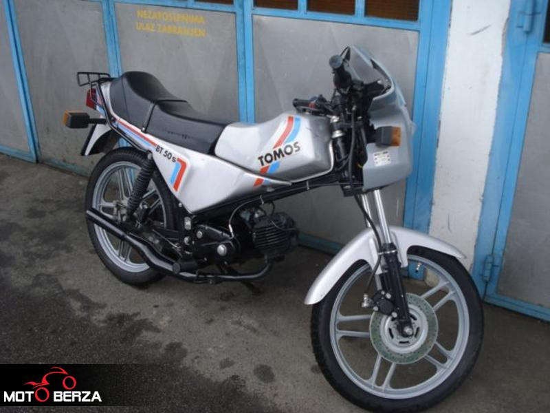 Tomos bt-50 photo - 8
