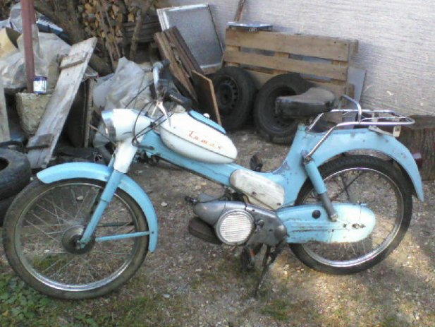 Tomos colibri photo - 10