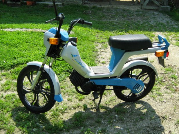 Tomos colibri photo - 7