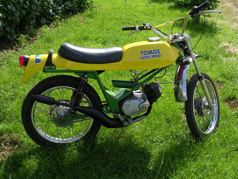 Tomos junior photo - 1