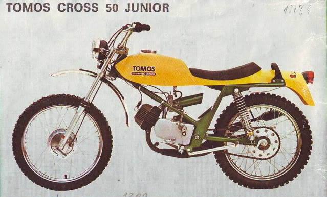Tomos junior photo - 5