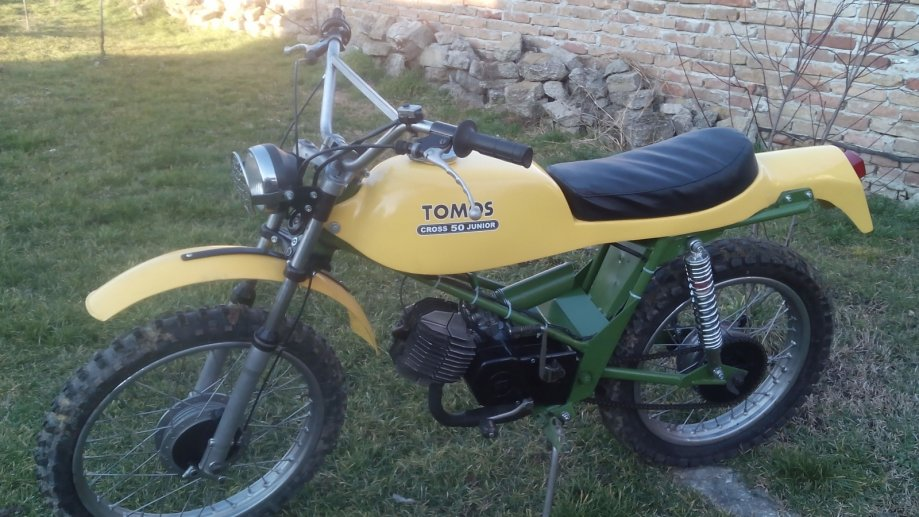 Tomos junior photo - 7