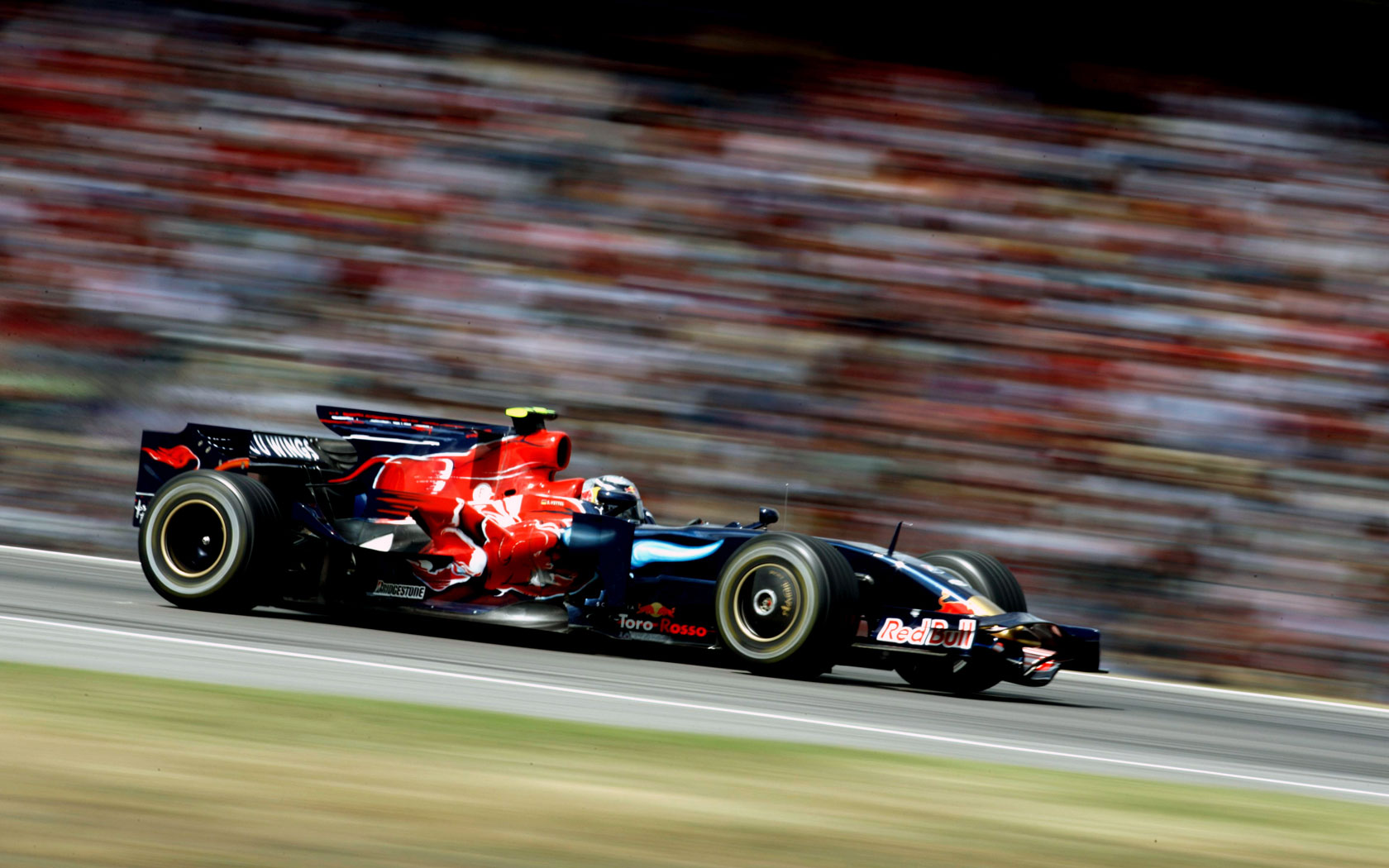 Toro rosso str3 photo - 9