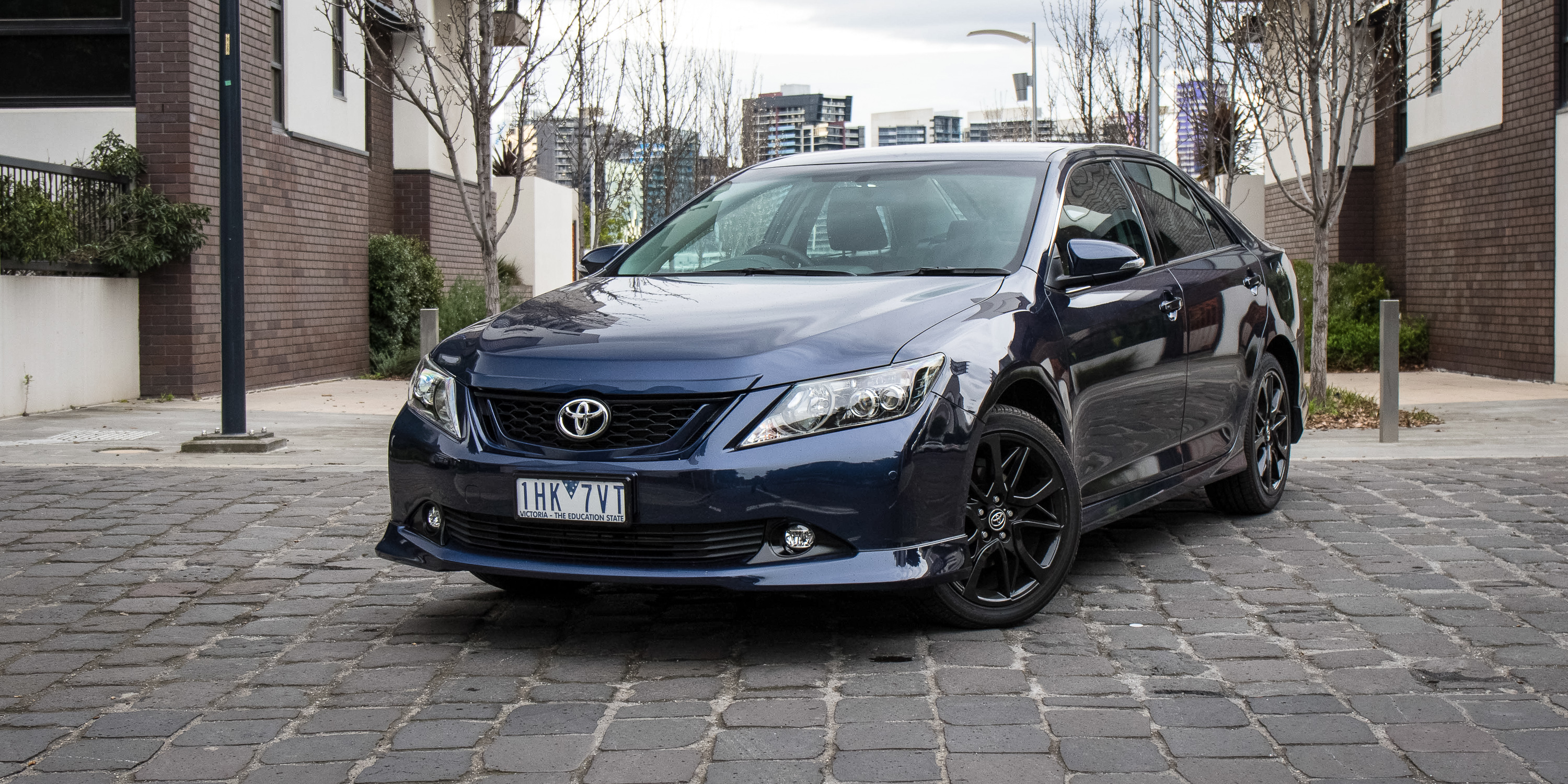 Toyota aurion photo - 10